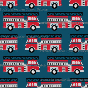 Fire Trucks - Petrol
