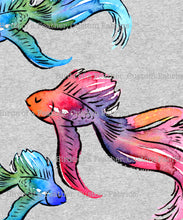 Fish - Jumbo Sea Creatures Panel