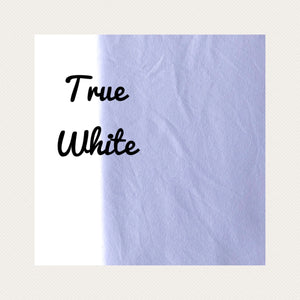 True White - available to purchase via pre-order (discounted $14 per metre)