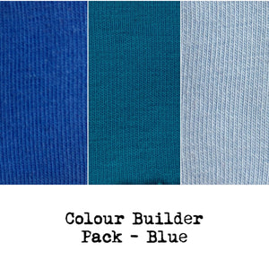 Colour Builder Pack - Blue *PRE-ORDER PRICE*