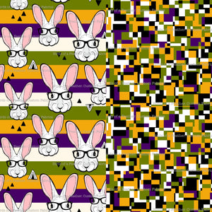 Mod Bunnies - Olive Project Panel