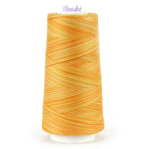 Maxi-Lock Swirls Thread Peachy Orange Parfait