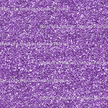 Purple #1 Faux Glitter