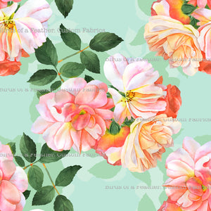 Bold & The Peach Floral