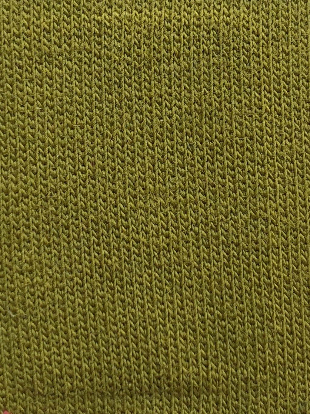 Olive Stretch French Terry - Discounted Preorder