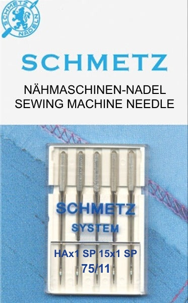 Schmetz Needle - Overlocker Super Stretch 75/11 (130/705 H-S)