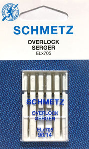 Schmetz Needle - Overlocker Serger 90/14