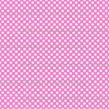 Be Cool, Be Polka Dot - Pink