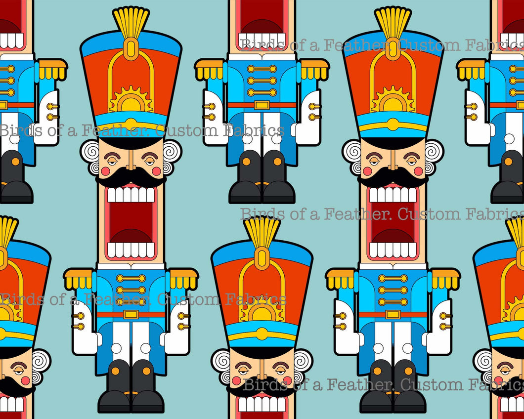Retro Nutcracker