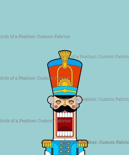 Retro Nutcracker! Panel *Pre-Order