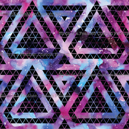 Space Triangles *Pre-Order