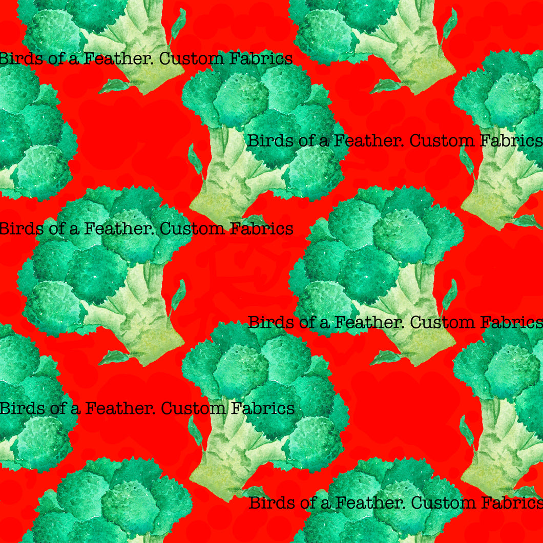 The New Christmas Broccoli