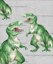 T-Rex Colour - Panel