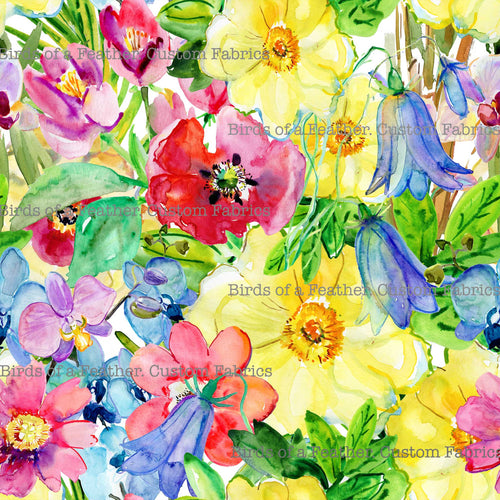 *NEW* Watercolour Floral