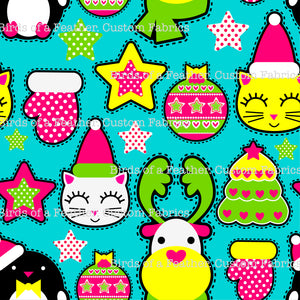 Splash of Christmas Colour *50% off Christmas Prints!