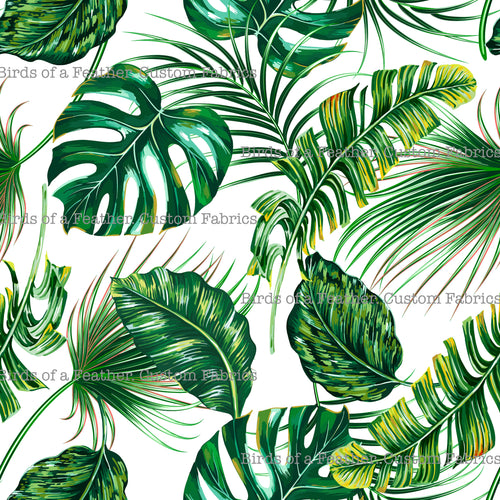 Mega Tropical Leaves