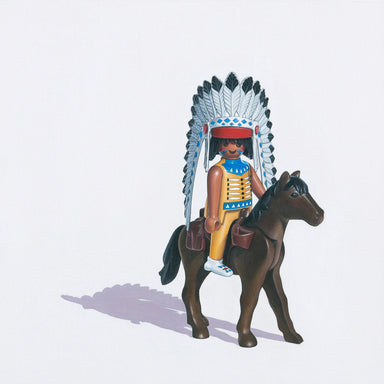 Indian Chief - Lustre.art