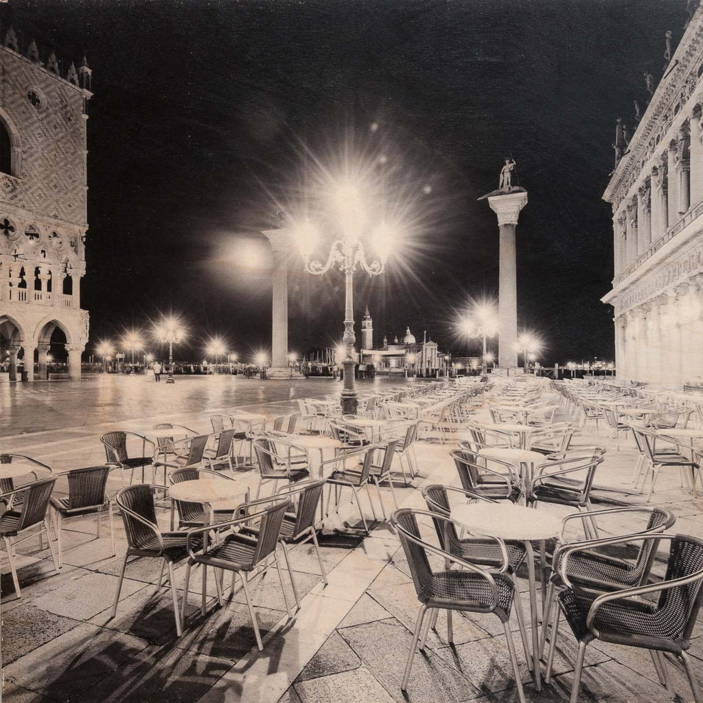 Italian Holiday series - Venice Nights No.4 - Lustre.art