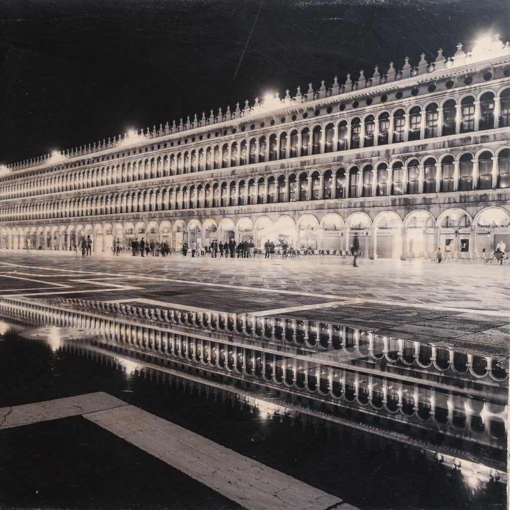 Italian Holiday series - Venice Nights No.7 - Lustre.art