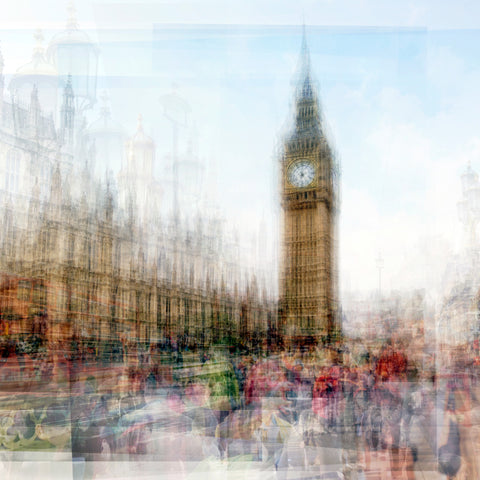 Big Ben - Lustre.art