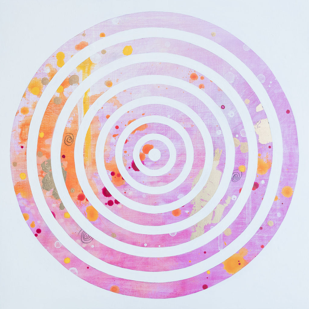 Ring Around the Rosy - Lustre.art
