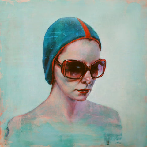 Swimmer No 1 - Lustre.art