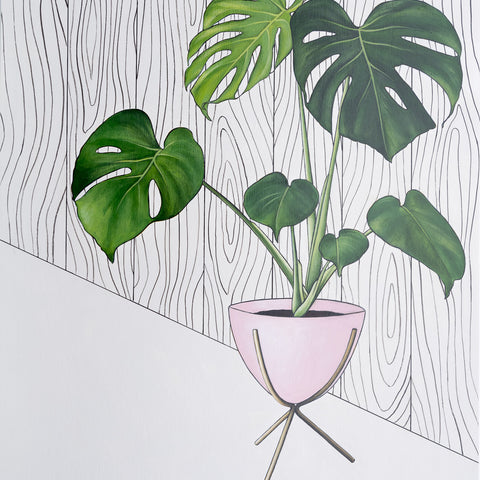 Monstera - Lustre.art