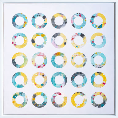 Five by Five Ring Play - Lustre.art