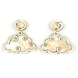 Cloud Nine Dangle Earrings