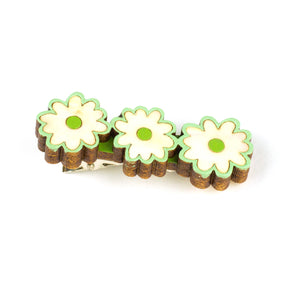 Flower Power Hair Clip