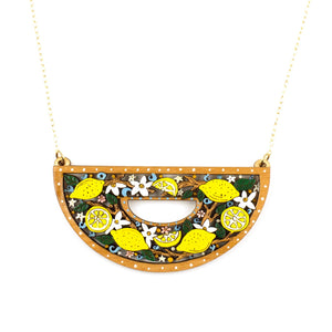 Lemon Blossom necklace