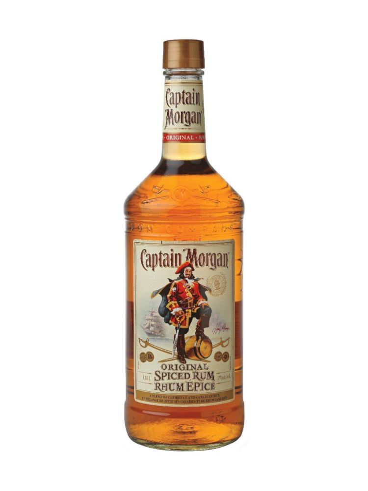 Captain Morgan Spiced (PET) - 1.14L