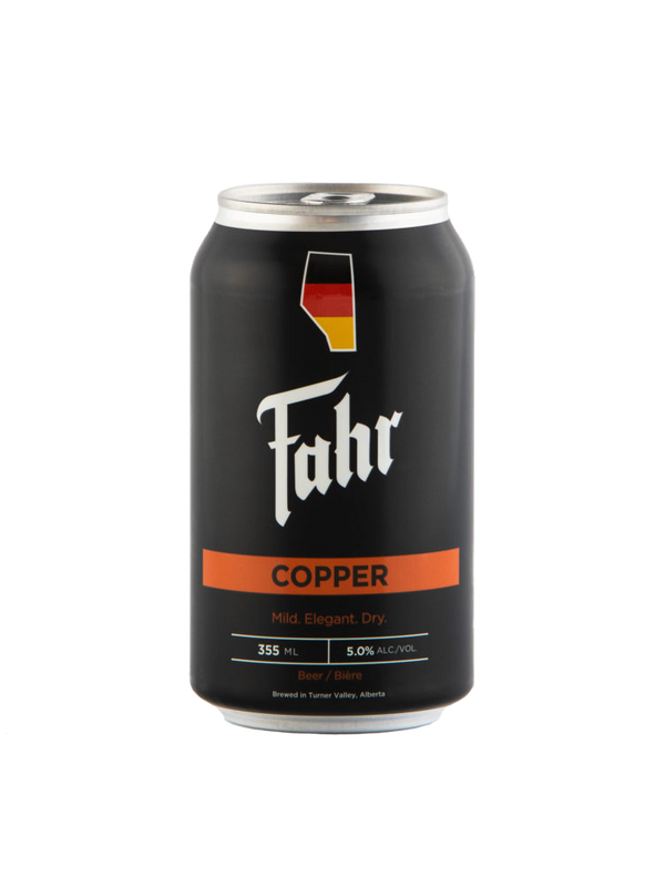 Fahr Copper - 6 x 355mL