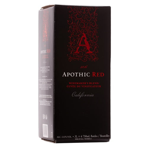 Apothic Red - 3L