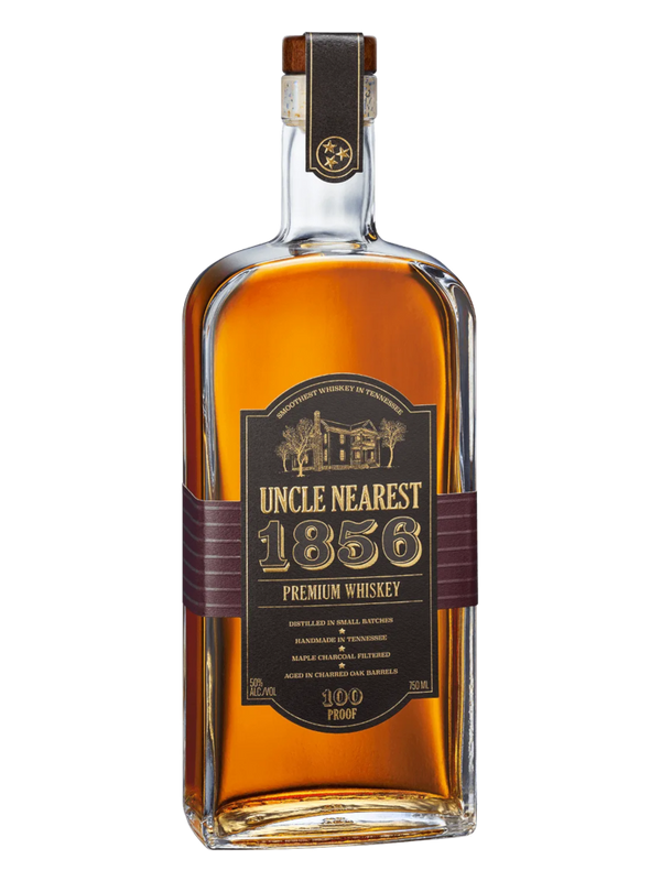 Uncle Nearest 1856 Premium Aged Tennessee Whiskey (50% ABV)