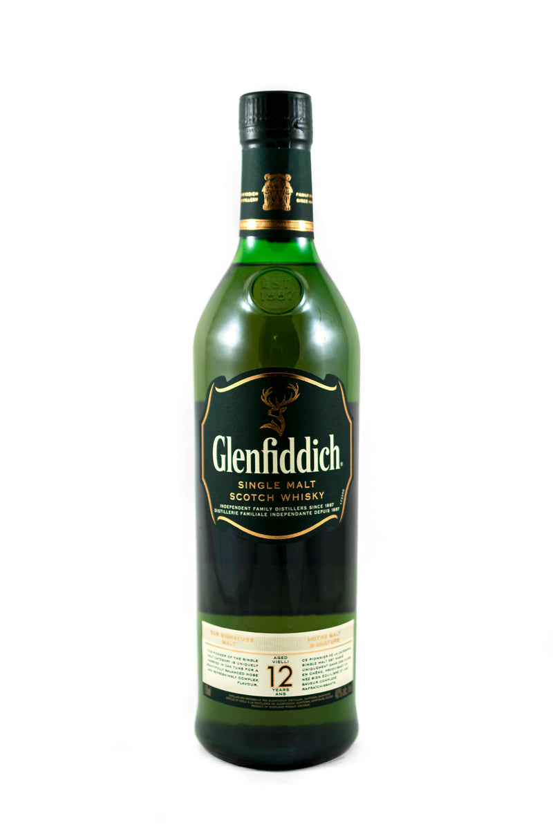 Glenfiddich 12 Year Old - 50mL