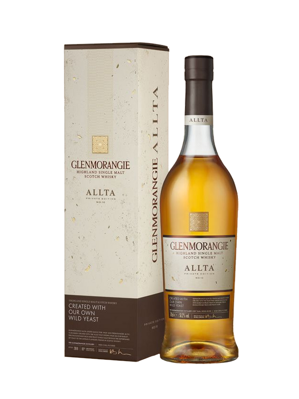 Glenmorangie Allta – Private Edition No.10 Scotch Whisky (51.2% ABV)