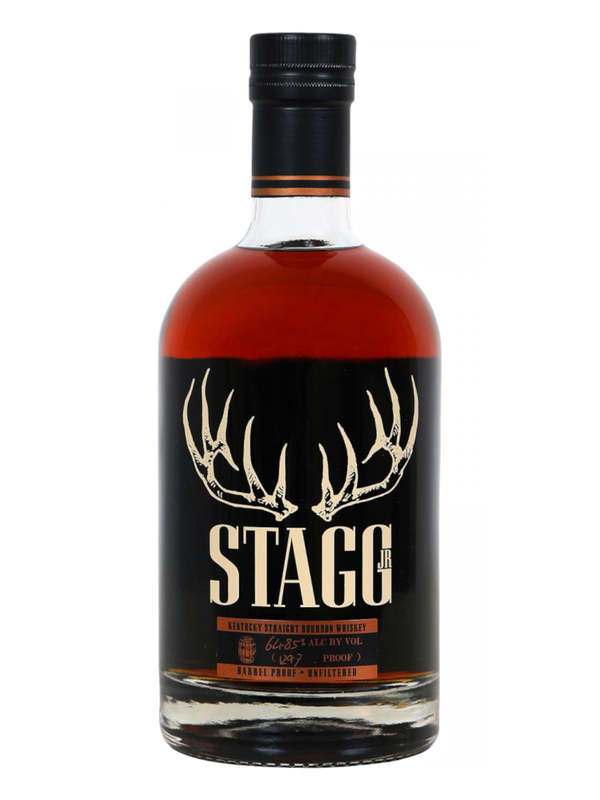 Stagg Jr. Kentucky Straight Bourbon Whiskey (64.2% ABV)