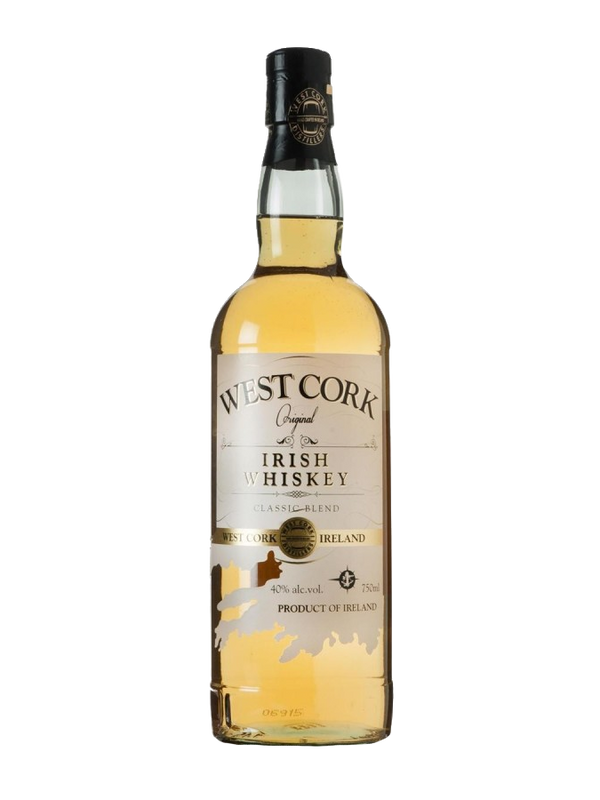 West Cork Original Irish Whiskey
