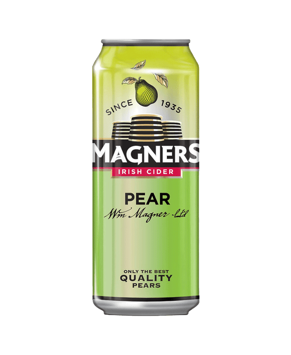 Magners Pear Cider - 4 x 473mL
