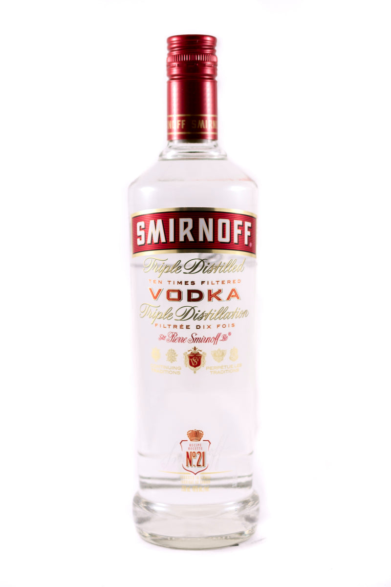 Smirnoff Vodka 750ml