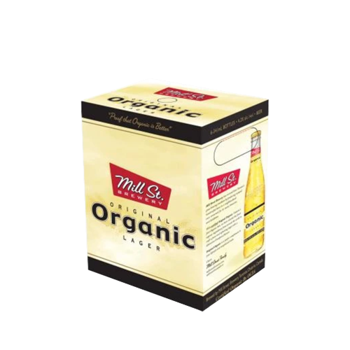Mill St. Original Organic - 6 x 341mL