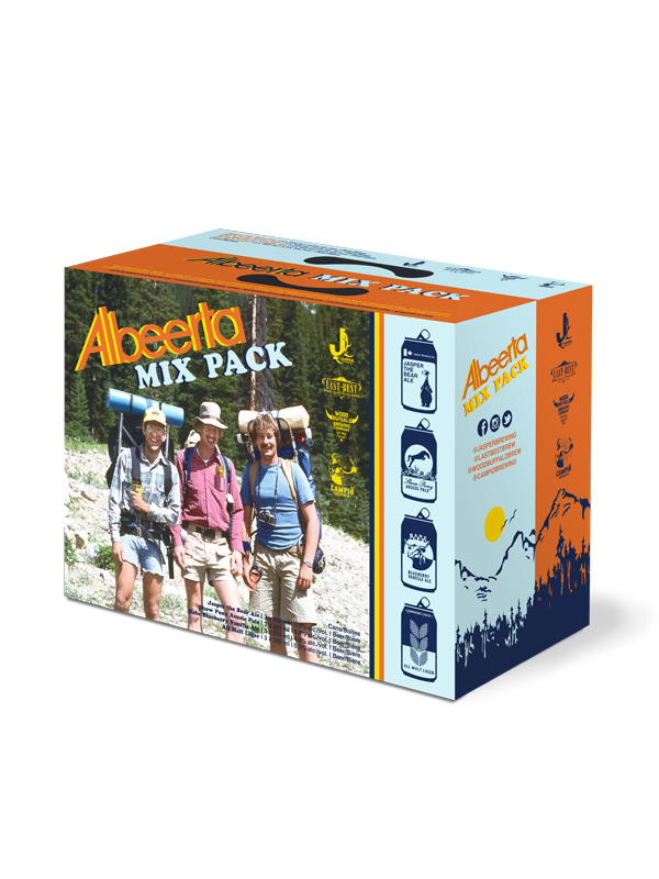 Jasper Brewing Albeerta Mix Pack 12pk