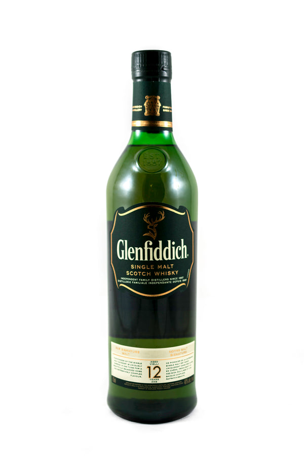Glenfiddich 12 Year Old - 375mL