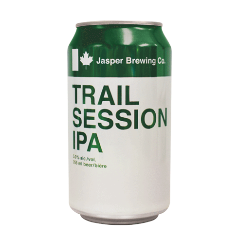 Jasper Brewing Trail Session IPA - 6 x 355mL