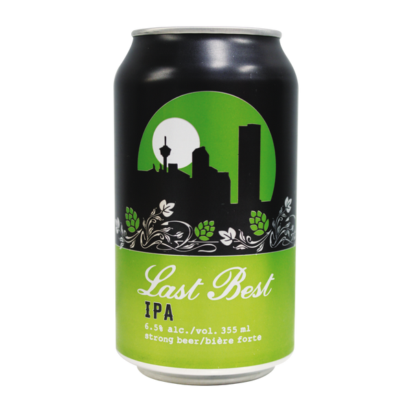 Last Best IPA - 6 x 355mL