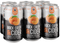 Rock Creek Dry Peach Cider - 6 x 355mL