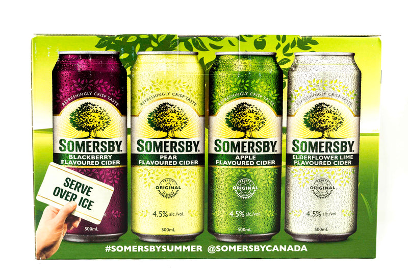 Somersby Variety Pack 8pk