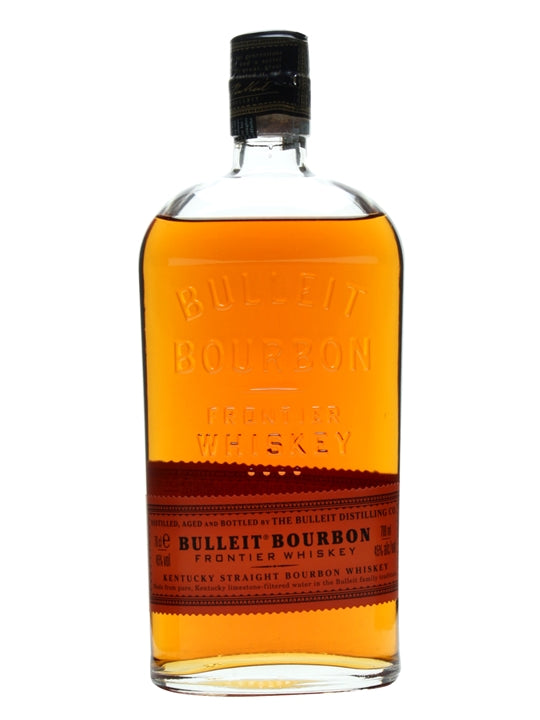 Bulleit Bourbon Frontier Whisky 750ml
