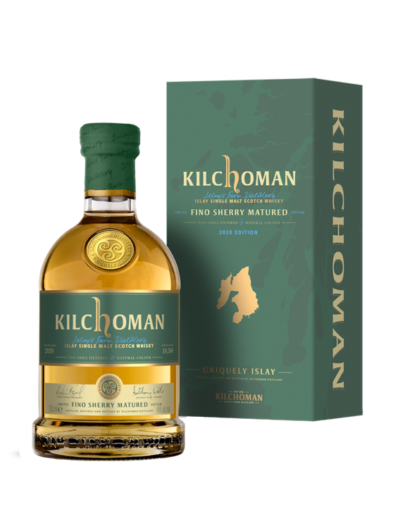 Kilchoman Fino Sherry Matured (2020 Release)